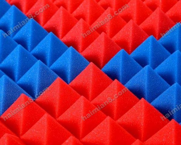 海绵吧提供生产金字塔吸音绵厂家